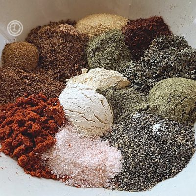 Savory Chicken Spice Rub