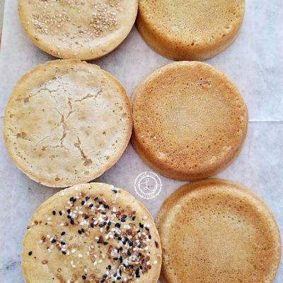 Gluten-Free Bun Sandwich Bread