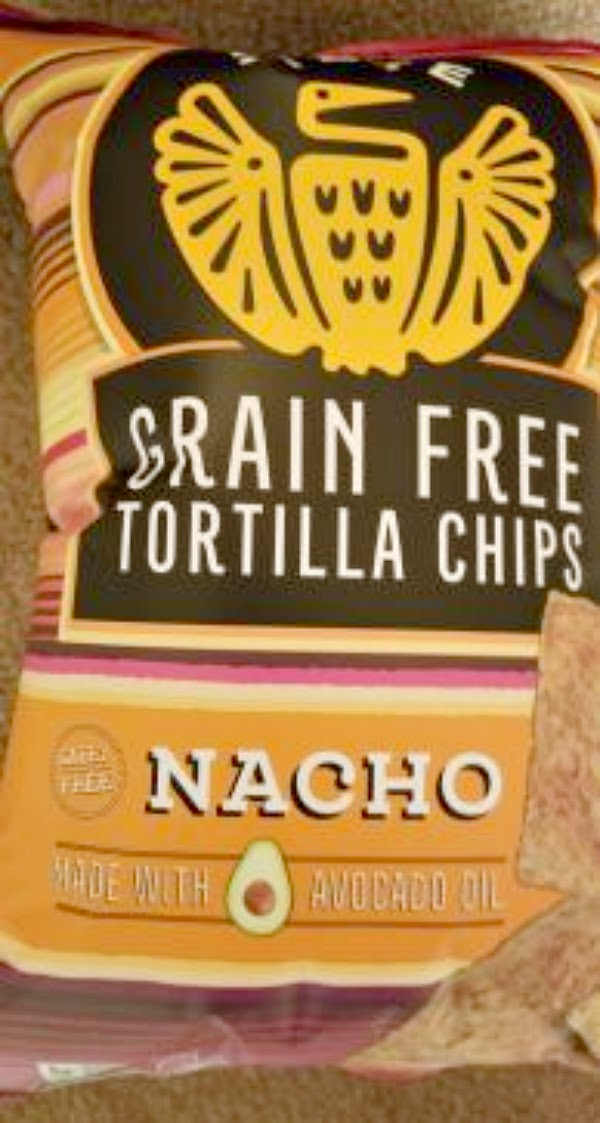 Gluten-Free Siete Nacho Tortilla chips