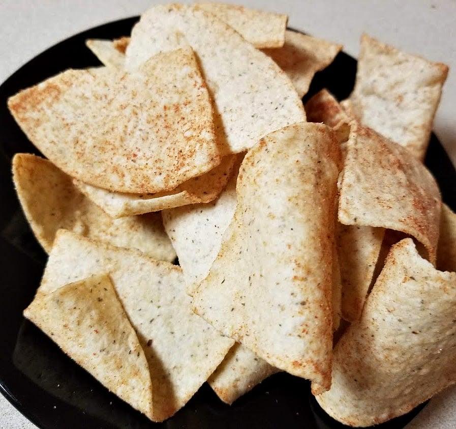 Siete Gluten-Free Nacho Tortilla hips