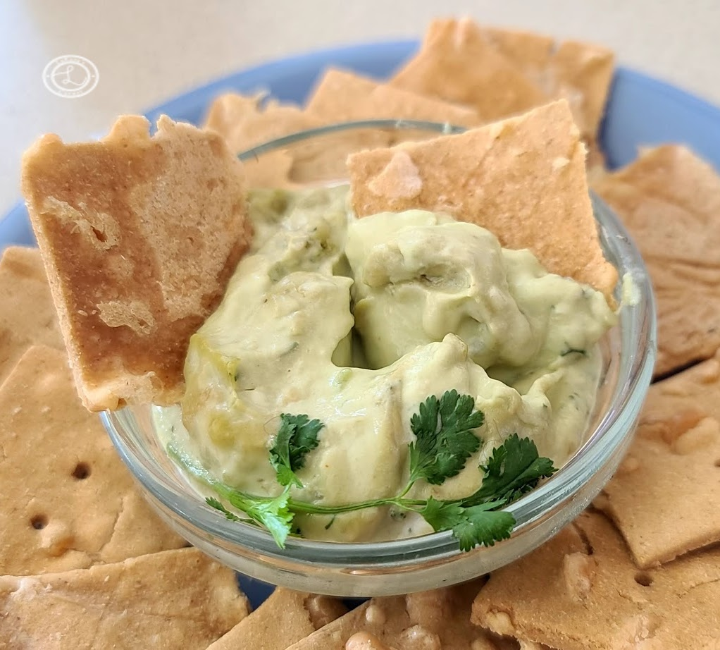 Crackers and Dip