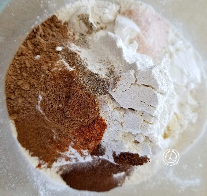 Cassava Flour and Spices