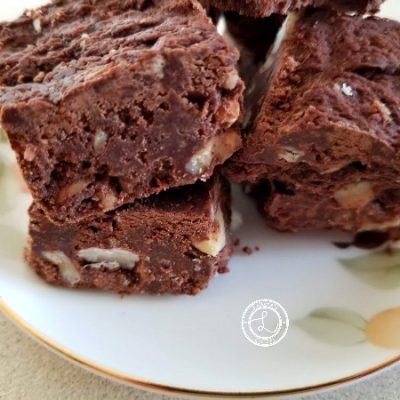 Refined Sugar-Free Fudge