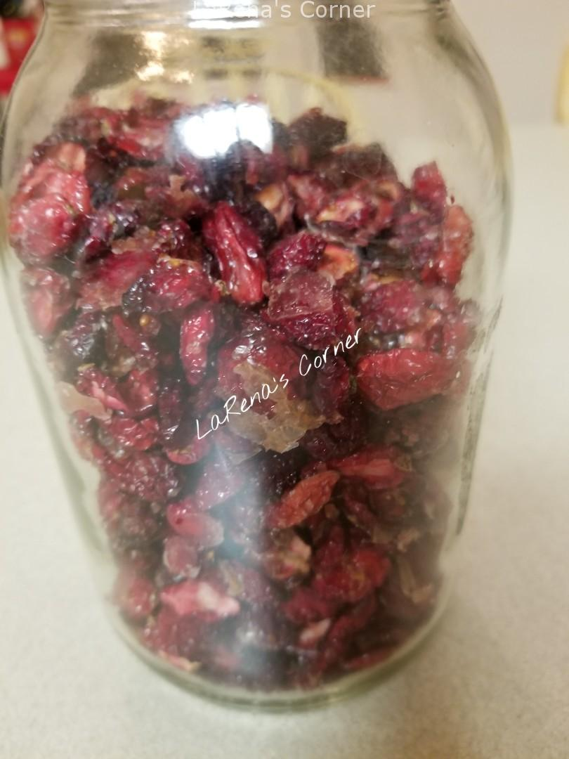 Refined Sugar-Free Dried Cranberries