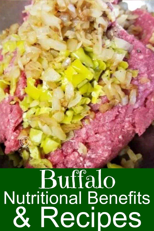 Buffalo Nutritional Benefits & Recipes