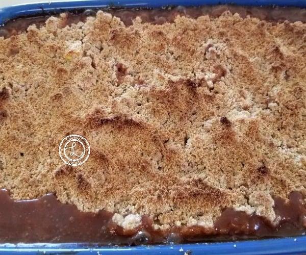 Baked Gluten-Free Apple Crisp