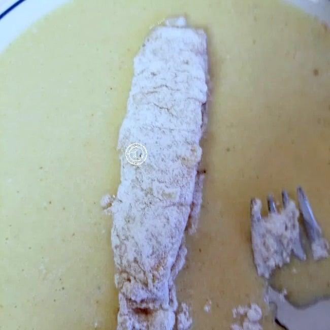 Double Battering Chicken Strips