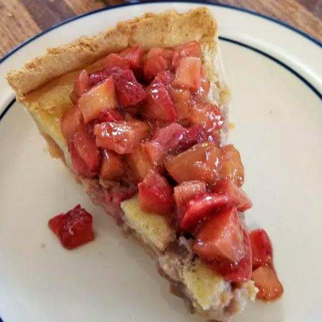Strawberry RhStrawberry Rhubarb Custard Pie with Strawberry Rhubarb CStrawberry RhStrawberry Rhubarb Custard Pie with Strawberry Rhubarb Compote Custard Pie with Strawberry Rhubarb Compote Custard Pie with Strawberry Rhubarb Compote