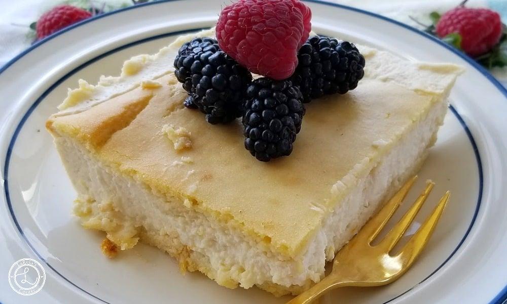 Gluten-Free Blintz Casserole