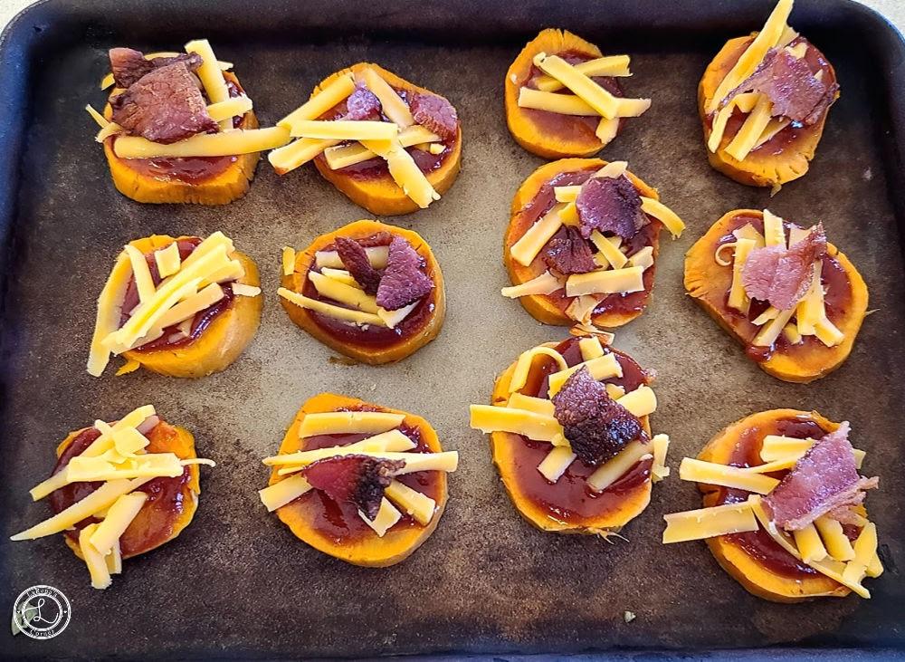 Adding bacon