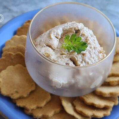 Dairy-Free French Onion Dip