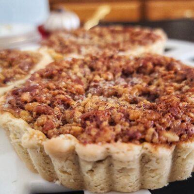 Maple Pecan Tart Filling