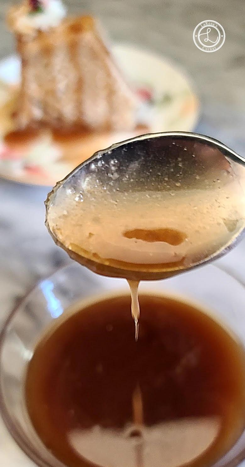 Rum Sauce